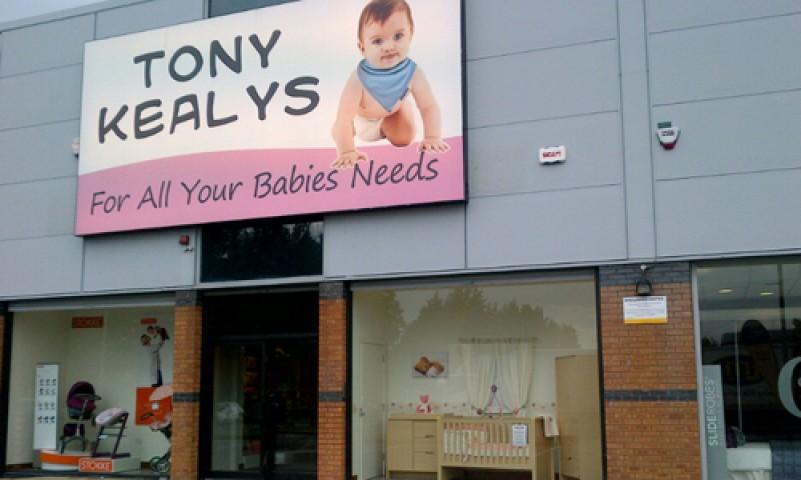 Tony Kealy's